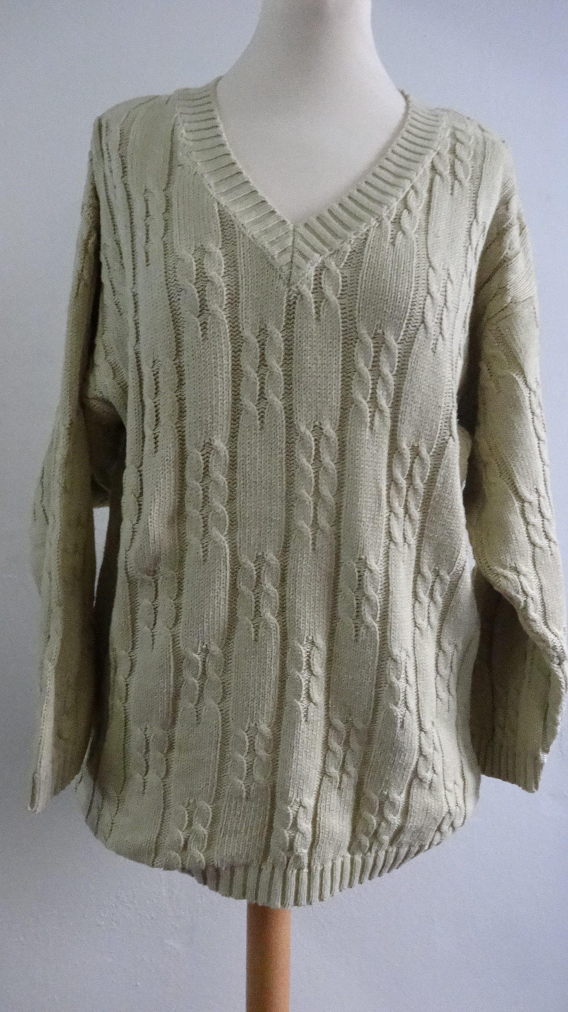 e19b7d0fedb InWear sweater med v-udskæring - Care & Share Vintage