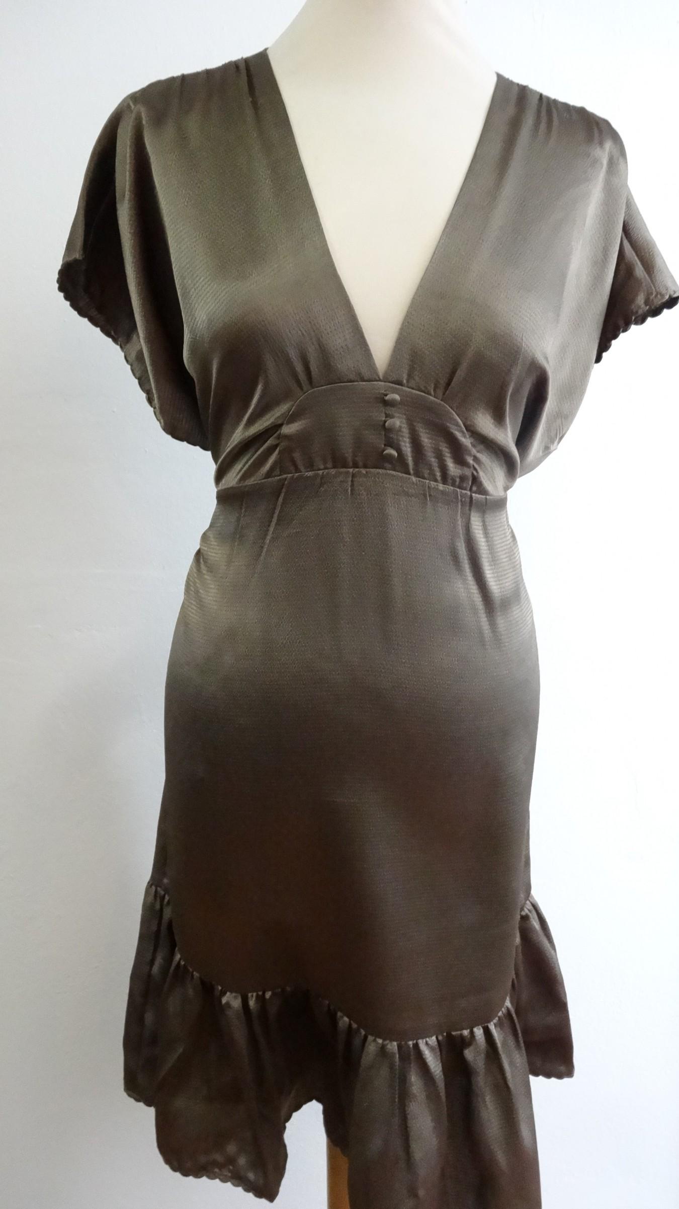 493bfb481702 Dansk) Margit Brandt Cph kjole - Care   Share Vintage